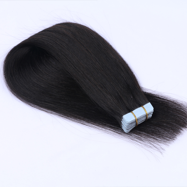 Tape in hair extensions hot sell in Middle East market  hair extensions with Best 100% human hair remy hair JF0206