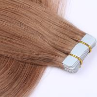 Remy Human hair tape in extenisons price JF068
