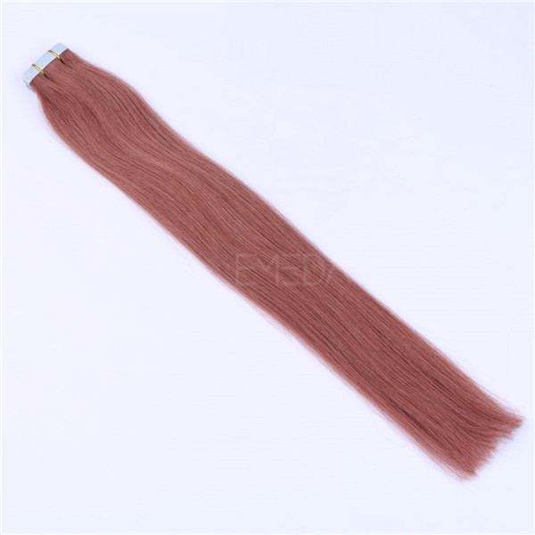 Colorring Tape In Hair Extensions LJ180