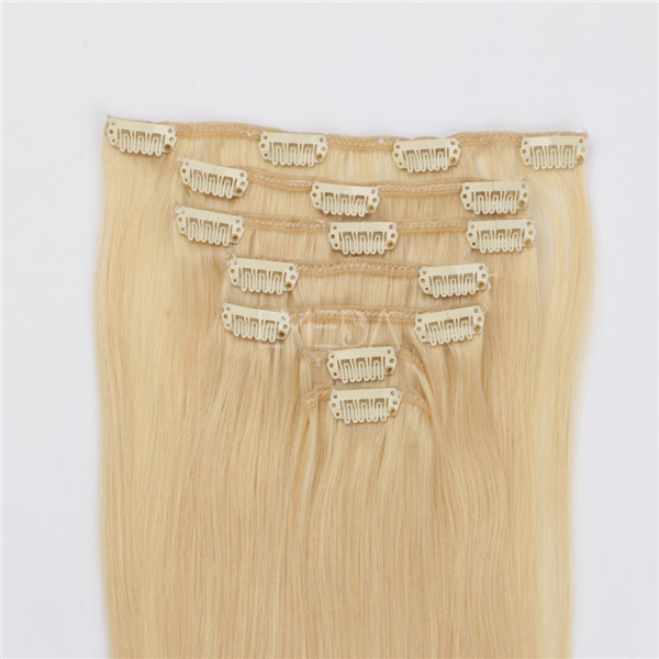 Clip Hair Extensions China Wholesale Clip Hair Extensions Factory