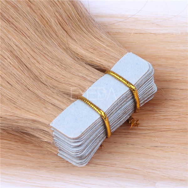 Human Hair Tape Extensions LJ038
