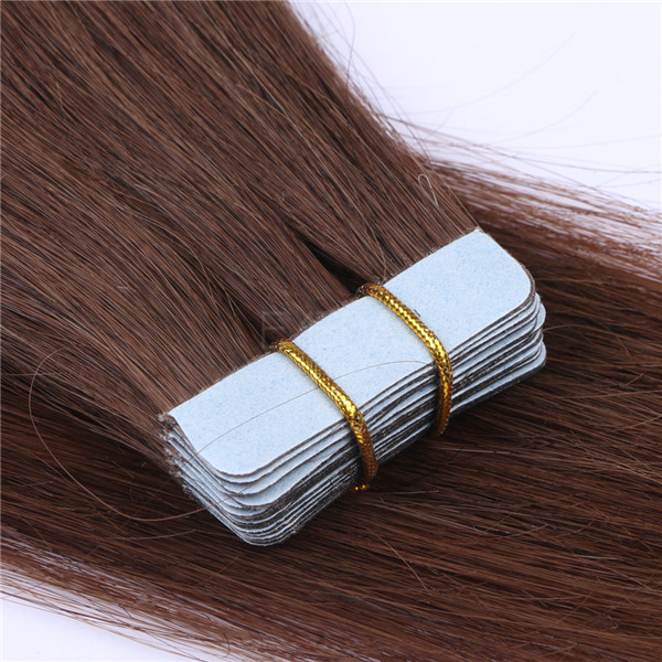 Human Tape Hair Extensions Lj040 China Wholesale Human Tape Hair