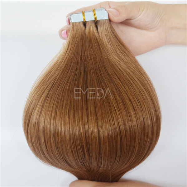Tape in hair extensions hot sell in Australia JF0201