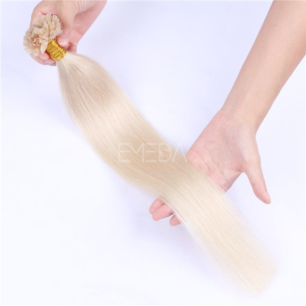 Pre bonded Hair Extensions Information LJ141